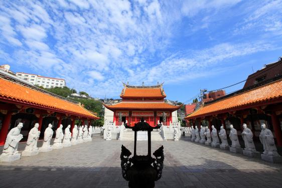 Confucian Shrine - Historical Museum of China 1