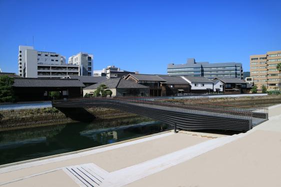 Dejima Omotemon Bridge