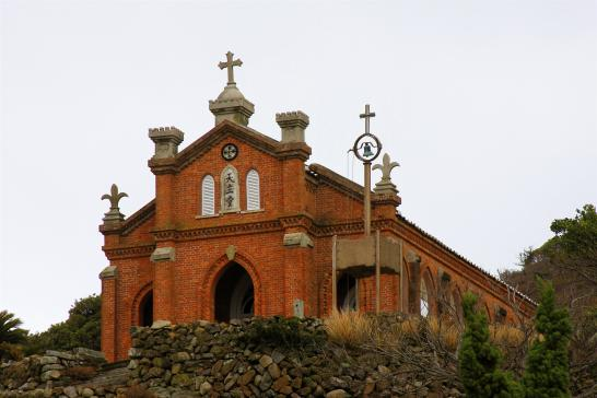 Former Nokubi Church (Nozaki Island) 1