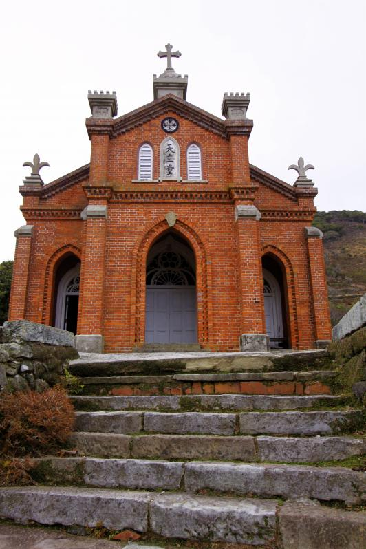Former Nokubi Church (Nozaki Island) 3