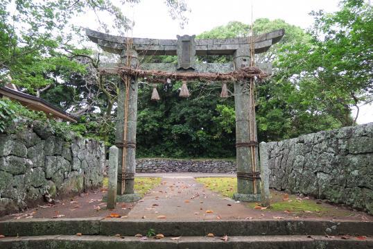 Chinokojima Shrine 2