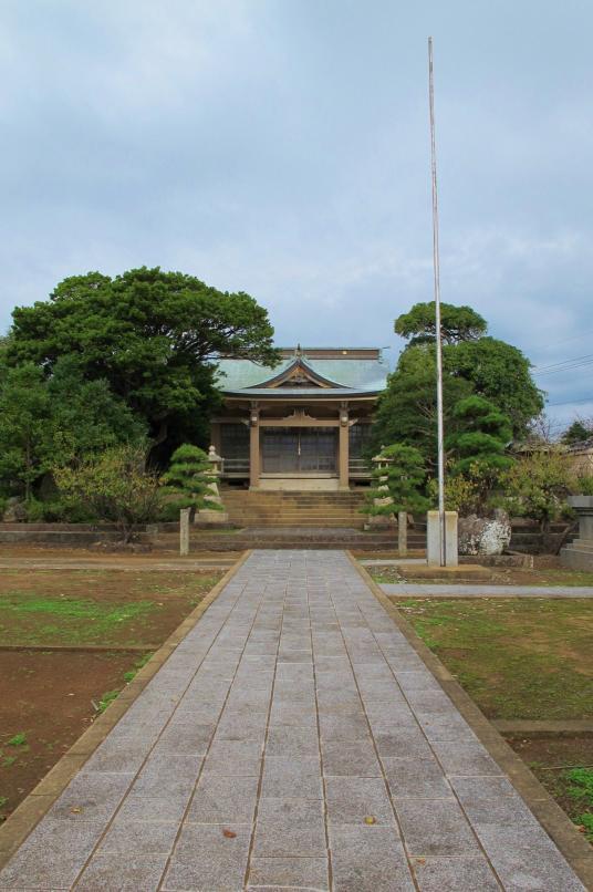Rokusha Shrine 1