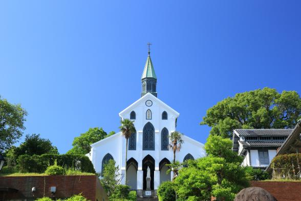 Oura Cathedral 1