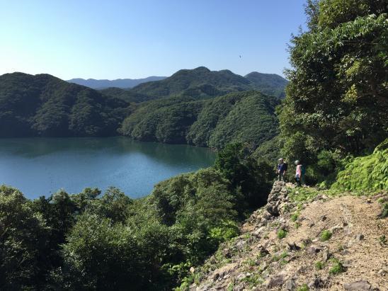 Kaneda Castle - Hiking Trail