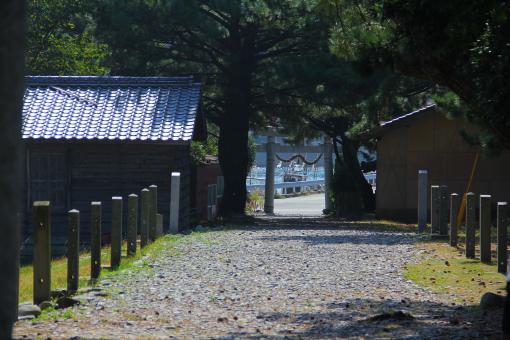 Komodahama Shrine 2