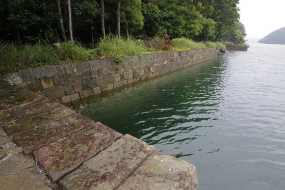 Site of Former Fukaura Torpedo Boat Base 2