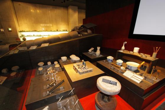Utsuwa History Museum (Mikawachicho) 2