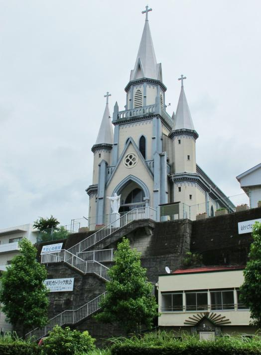 Miura Catholic Church - Sacred Heart Church
