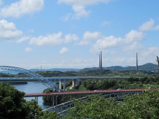 Saikai Bridge & Shin-Saikai Bridge