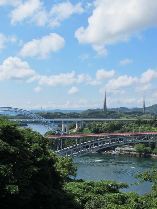Saikai Bridge & Shin-Saikai Bridge 2