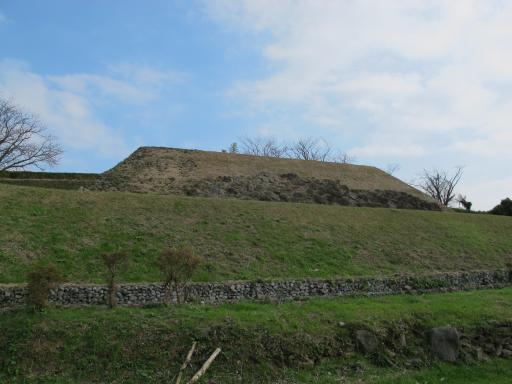 Hara Castle Ruins - Yaguradai Ishigaki