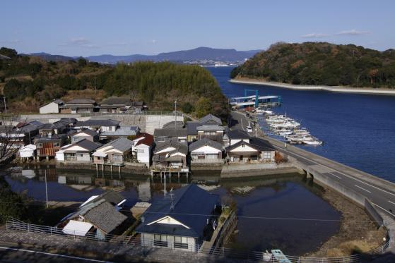 Yokoseura Port