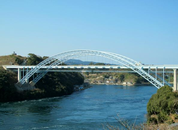 Shin-Saikai Bridge
