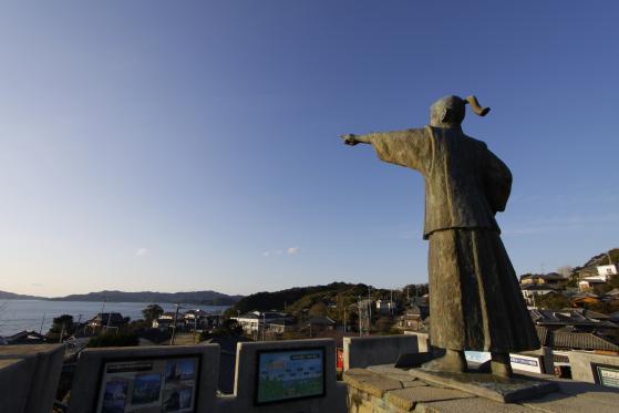 Statue of Nakaura Julian 2