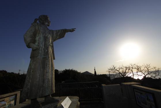 Statue of Nakaura Julian 4