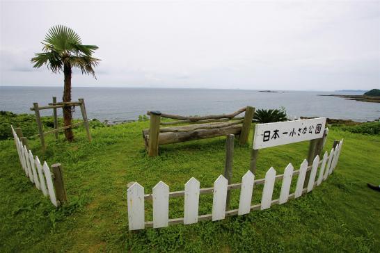 Japan's Smallest Park (Matsushima) 2