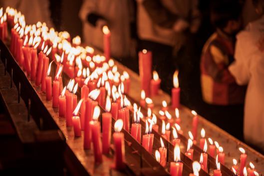 Lantern - Candle Prayer 1