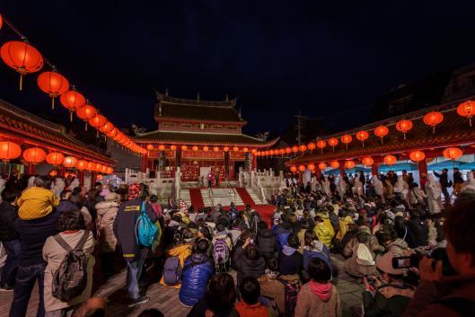 Lantern - Nagasaki Confucian Shrine 1