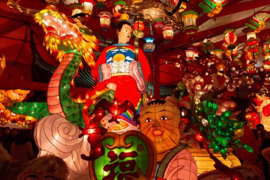 Lantern - Shinchi Chinatown 5