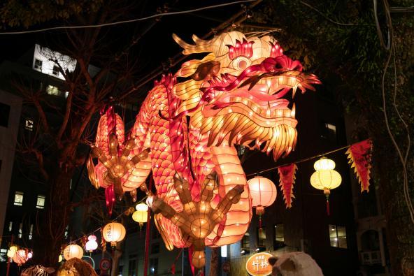 Lantern - Chuo Park 1
