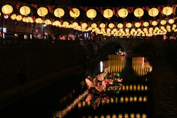 Lantern - Nakashimagawa Park 5