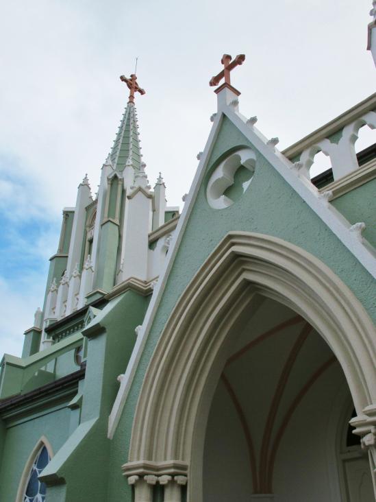 Hirado St. Francis Xavier Memorial Church 2