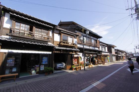 Streetscape of Hirado