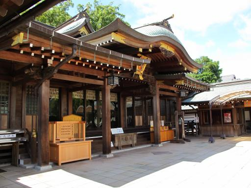 Suwa Shrine 2