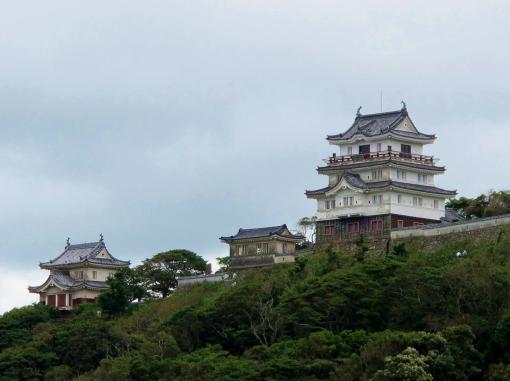 Hirado Castle 1