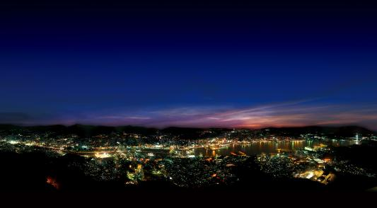 Night View from Mt. Inasa 4