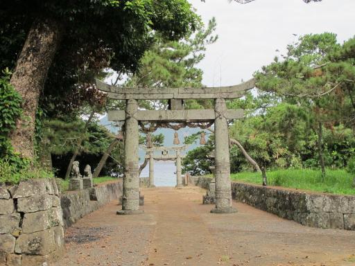 Chinokojima Shrine 1