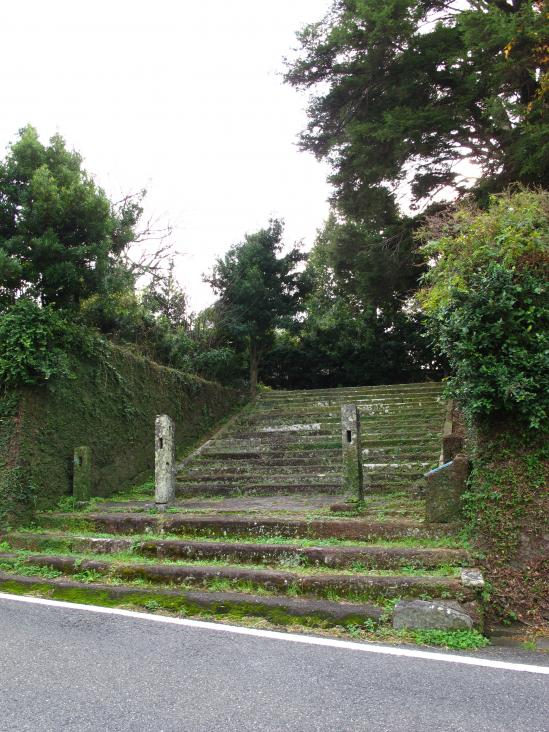 Site of Former Residence of the Inada Family (Omura Domain Chief Retainer) 1