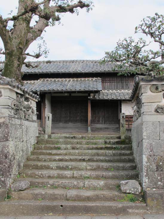 Site of Former Residence of Nakao Hanbe 1