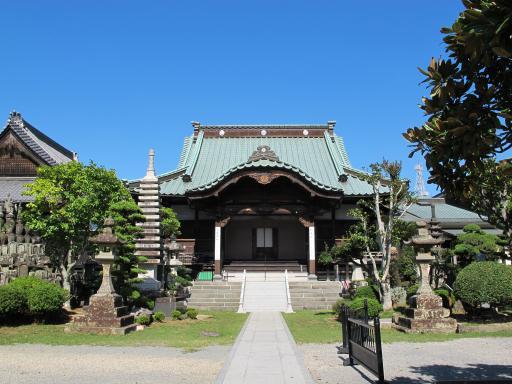 Keiganji - Main Temple Building