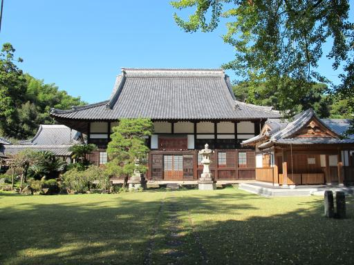 Tenyuji - Main Temple Building