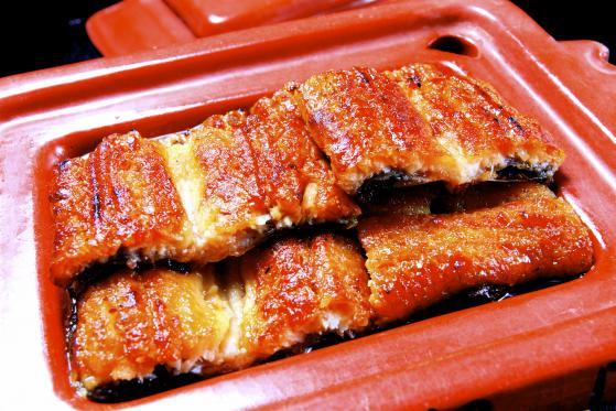 Isahaya - Unagi Rakuyaki (Eel) 1