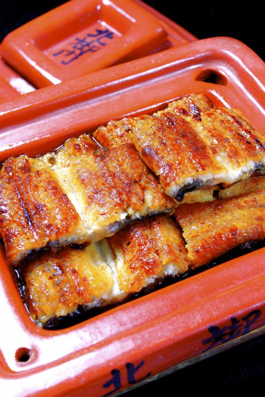 Isahaya - Unagi Rakuyaki (Eel) 2