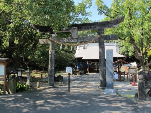Isahaya Shrine 1