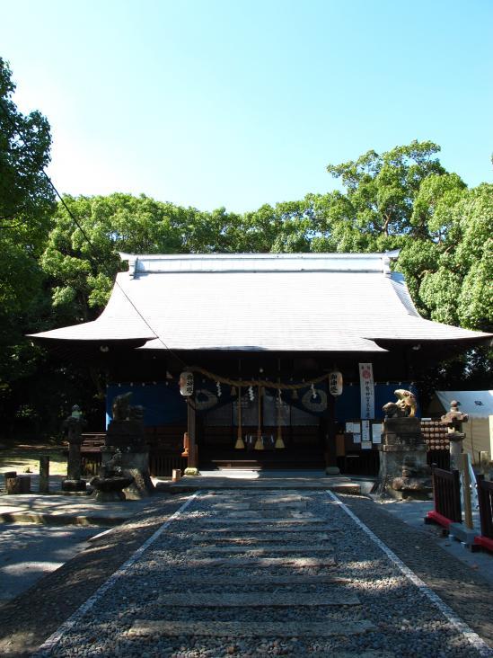 Isahaya Shrine 2