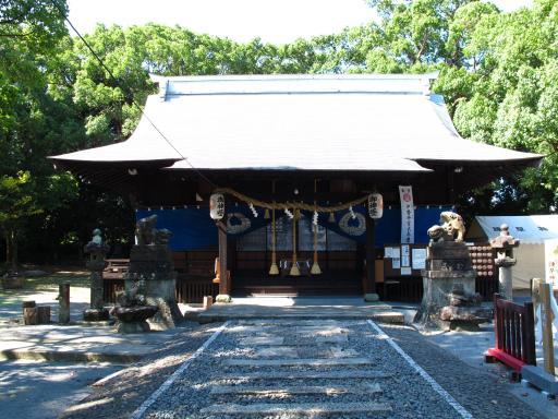 Isahaya Shrine 3