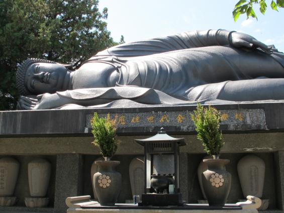 Nehanzo (Image of the Supine Buddha) 1