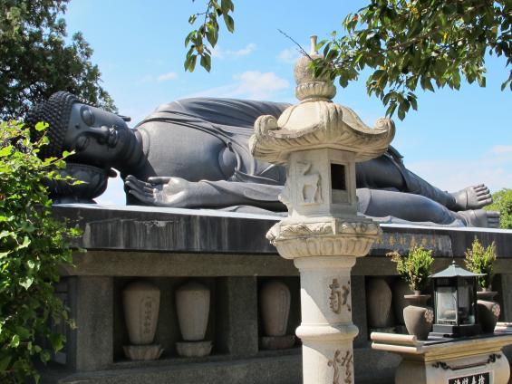 Nehanzo (Image of the Supine Buddha) 2