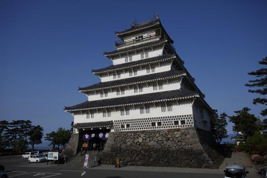 Shimabara Castle Tower 1