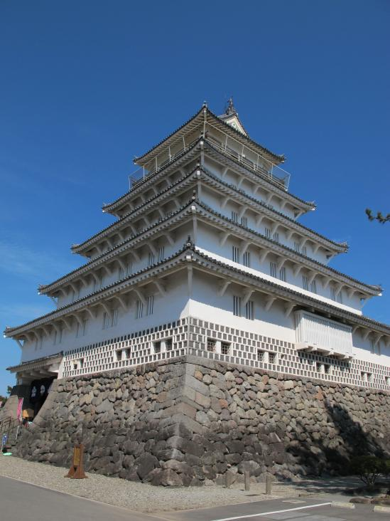 Shimabara Castle Tower 2