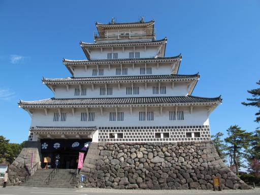 Shimabara Castle Tower 3