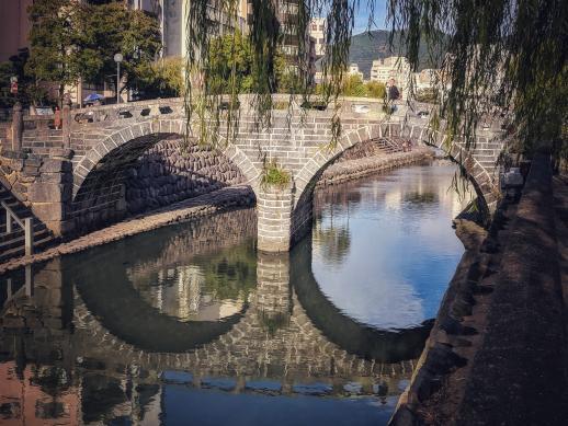Meganebashi (Spectacles Bridge) 2