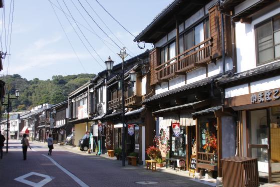 Town in Hirado
