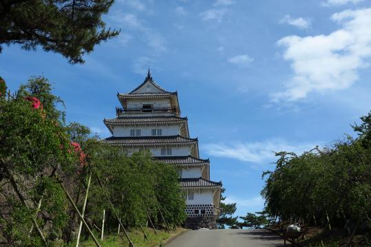 Shimabara Castle 6