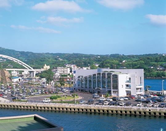 Gonoura Port Terminal