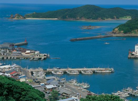 Katsumoto Port 1